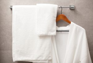 Bath Towels and Bath Robes